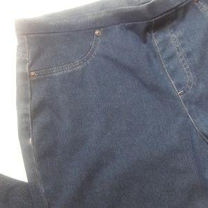 Style & Co Pants - Dark Blue jeans leggings 2 pockets